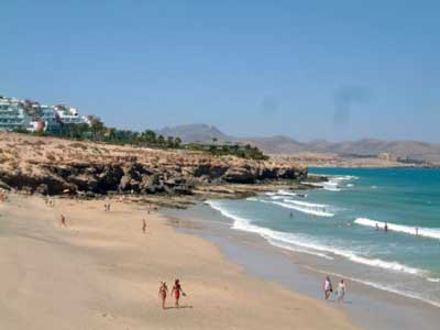 The most important locations on Fuerteventura South: Costa Calma, Jandia, Morro Jable, Gran Tarajal, Cofete, La Lajita, La Pared, Las Playitas, Pajara